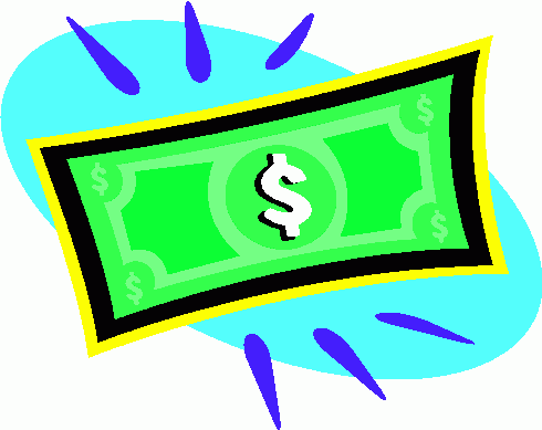 Grant Money Free Clip Art